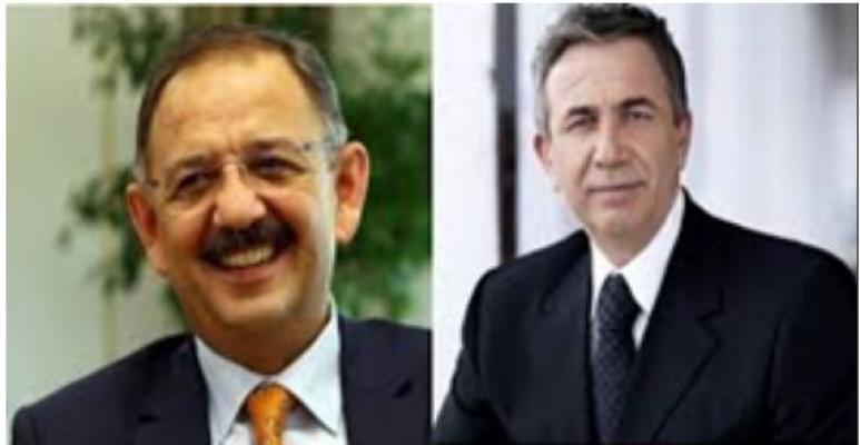 Ak Parti'de Ankara Adayı Değişecek Mi?