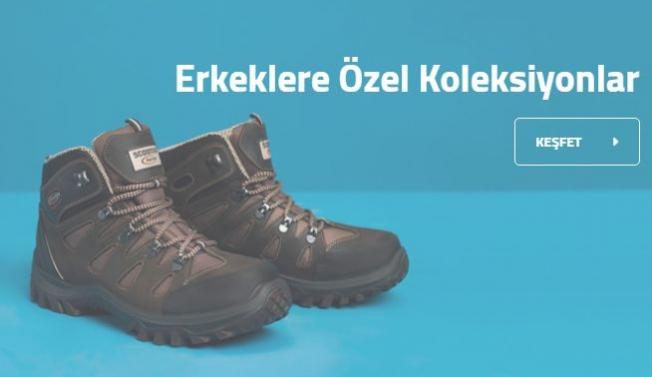 Ayakkabı Sitelerinden Alışveriş İmkanı