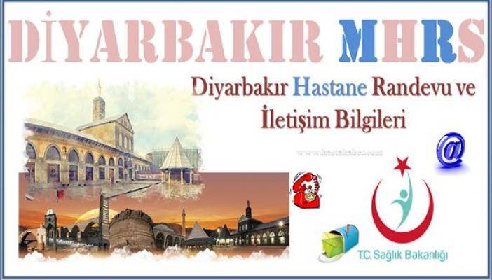 Diyarbakır Şehir Hastanesi Doktorları ve Randevu Alma