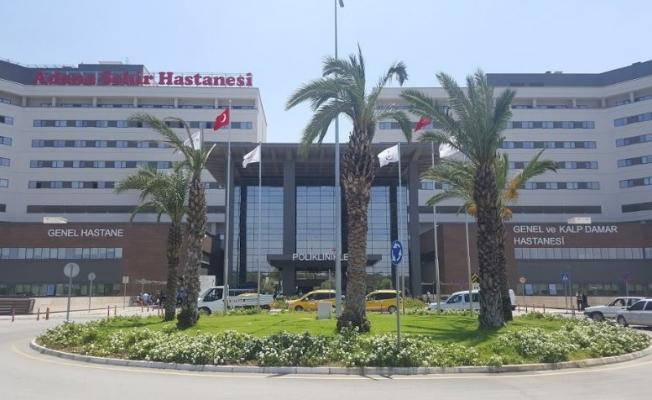 Adana Şehir Hastanesi Bölümleri ve Kapasitesi