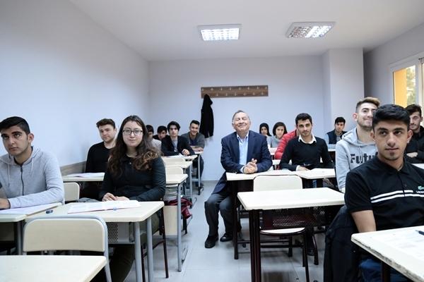 Akay'dan Eğitim Kurumu İle SEYMER'e Ziyaret