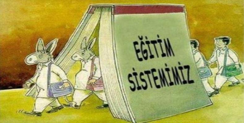Eğitim Sistemi Yine Yeniden
