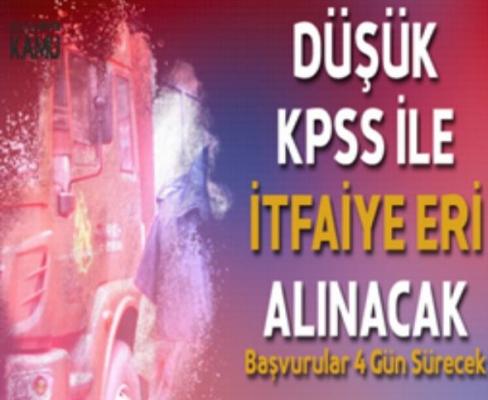 Lüleburgaz Belediyesi İtfaiye Eri Alımı İlanında Son 3 Gün