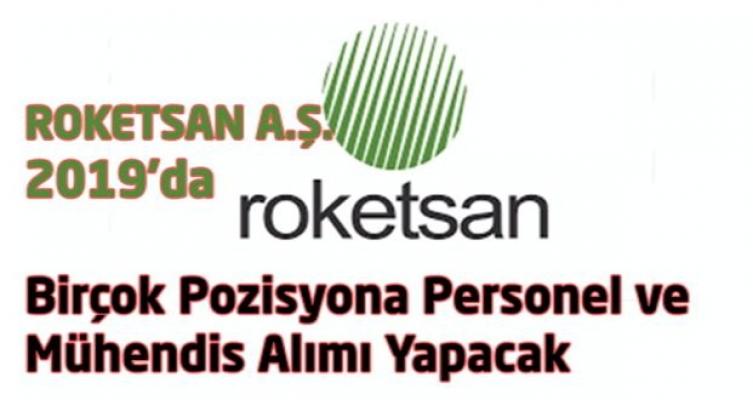 ROKETSAN 2019 Personel Alımı Başvuruları Başladı