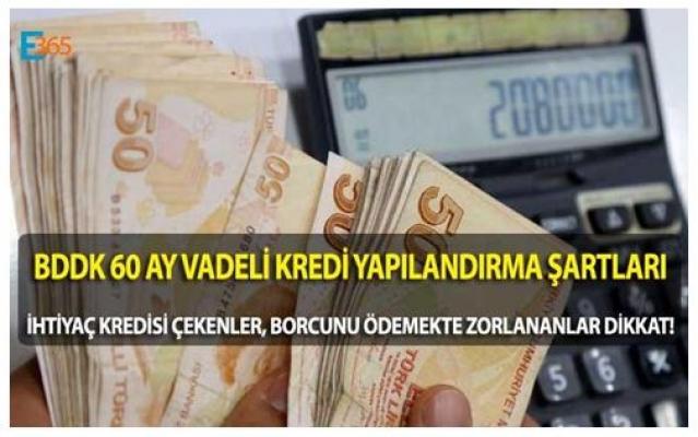 Tüketici Kredilerini Düşük Taksitlerle Ödeme İmkânı