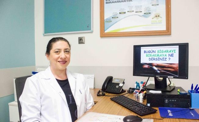 Adana Şehir Hastanesi'ne Başvuran Sigara Tiryakilerinin Yüzde 85'i Sigarayı Bıraktı