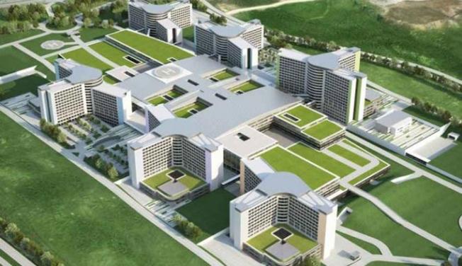 Ankara Etlik Şehir Hastanesi Doktorları Bölümleri Randevu Alma ve İletişim