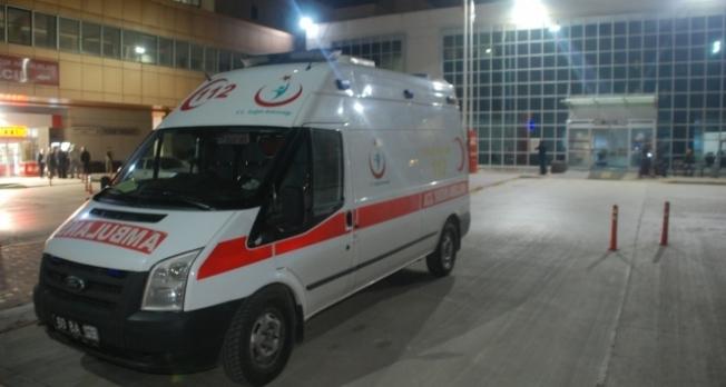 Artova İlçesinde Başından vurulan liseli genç kız ağır yaralandı