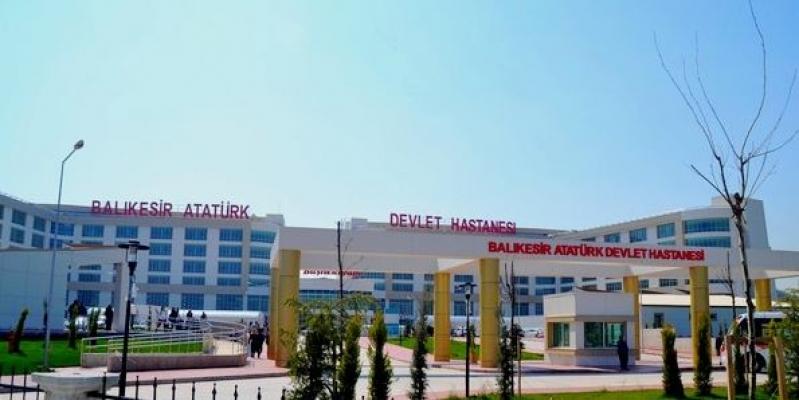 Balıkesir  Atatürk Şehir Hastanesi Doktorları ve Randevu Alma