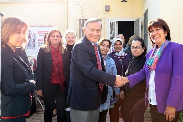CHP'li Akay, Kadınların Sesi Oldu