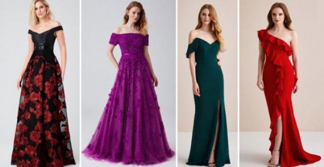 En İyi Yazlık Abiye Modelleri 2019