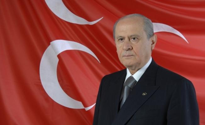Milliyetçi Hareket Partisi Genel Başkanı Devlet Bahçeli: Adana'ya Geliyor