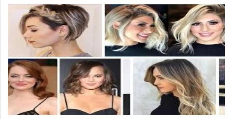 2019 Bayan Saç Modelleri Trendleri