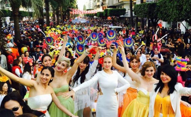 Adana'da Portakal Çiçeği Festivali Heyecanı
