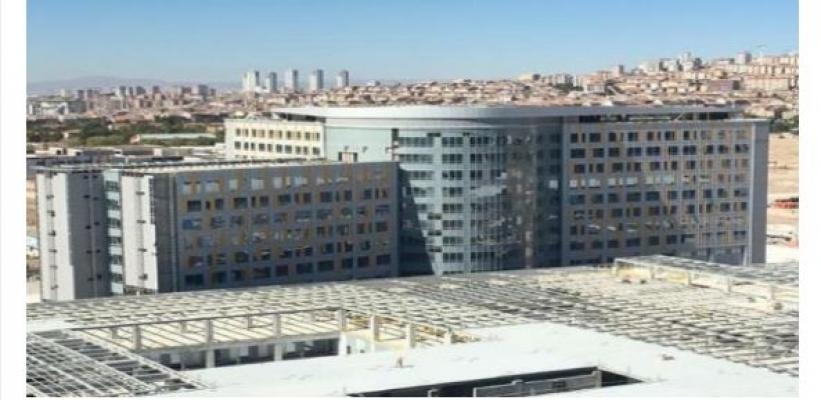 Ankara Etlik Şehir Hastanesi