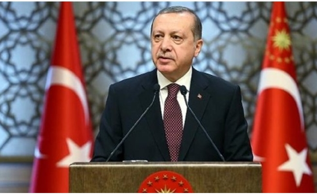 Cumhurbaşkanı Erdoğan'dan 2023 İhracat Hedefi
