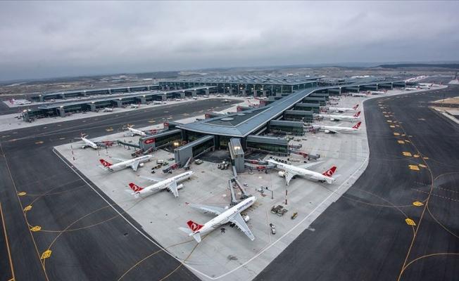 İstanbul Havalimanı 26 ve 28 Nisan'da Uçuş Rekoru Kırdı