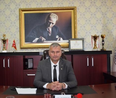 Karataş Belediye Başkanı Necip Topuz 23 Nisan Kutlama Mesajı Yayımladı