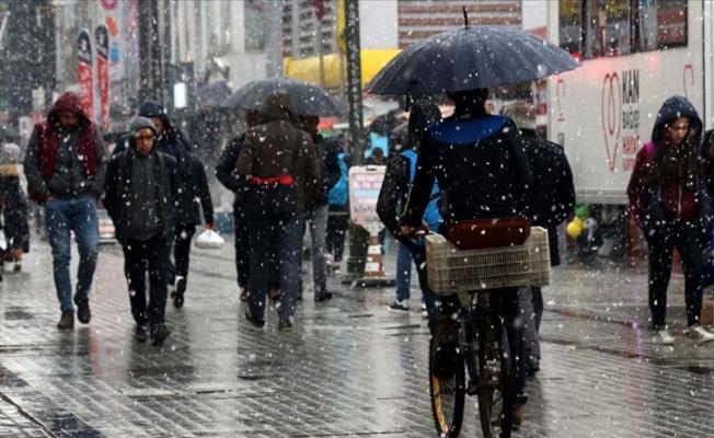 Meteorolojiden 4 İl İçin Flaş Uyarı Çok Kuvvetli Geliyor