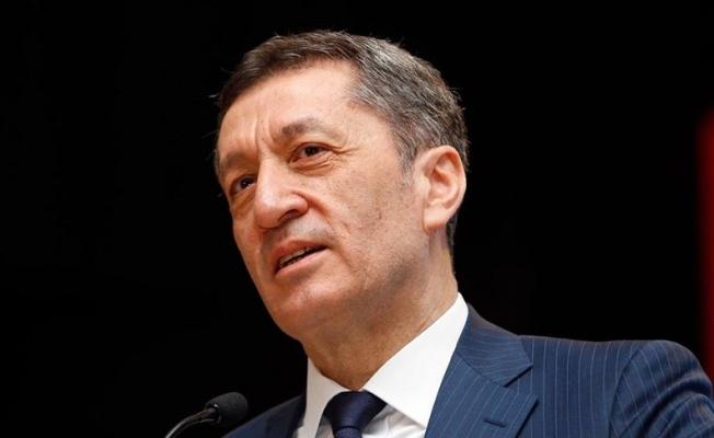 Milli Eğitim Bakanı Ziya Selçuk'tan Tatil Açıklaması