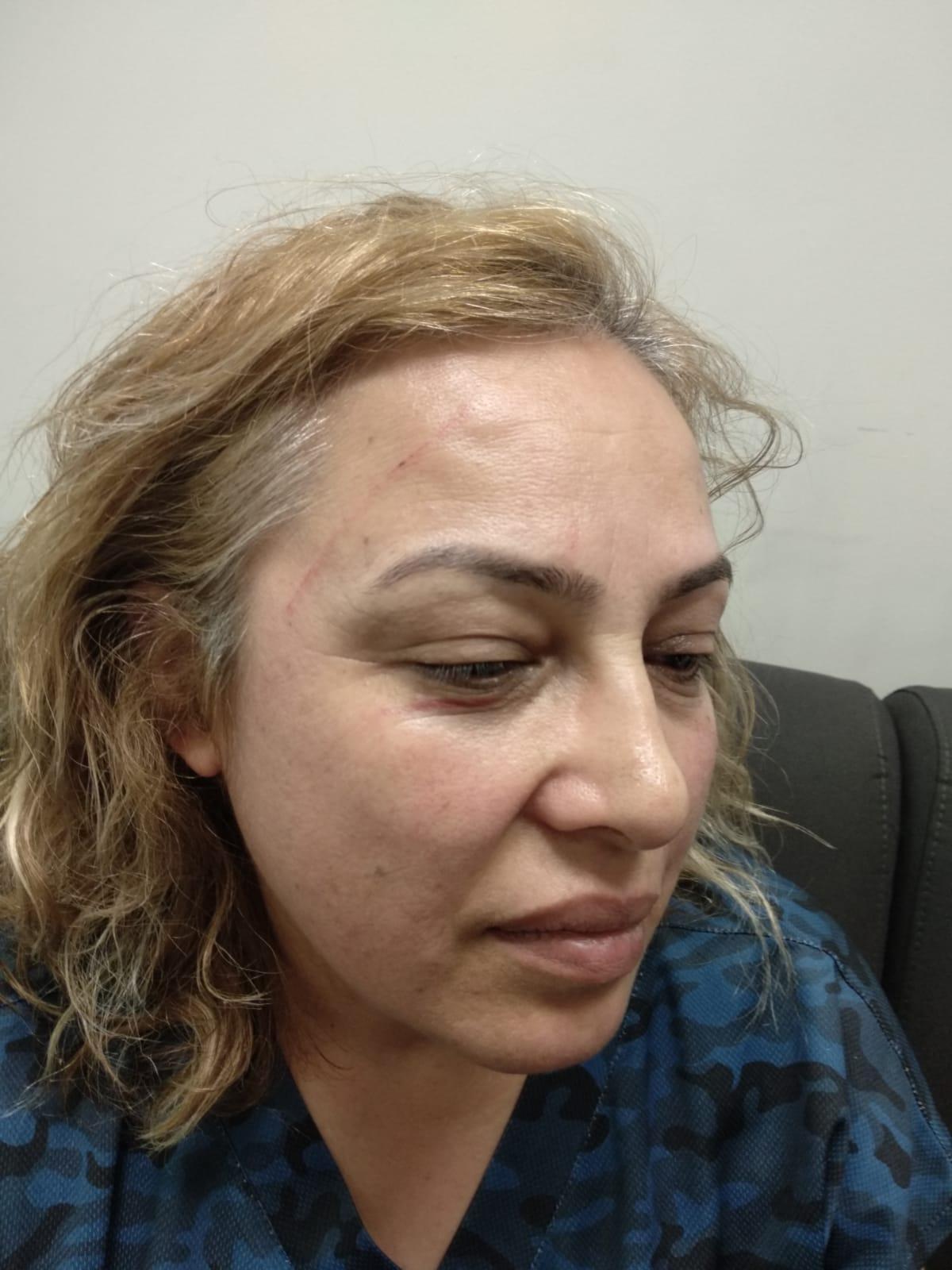 Adana'da Sağlık çalışanına şiddet iddiası