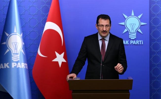 Ak Partiden İstanbul Seçimine İlişkin Açıklamalar
