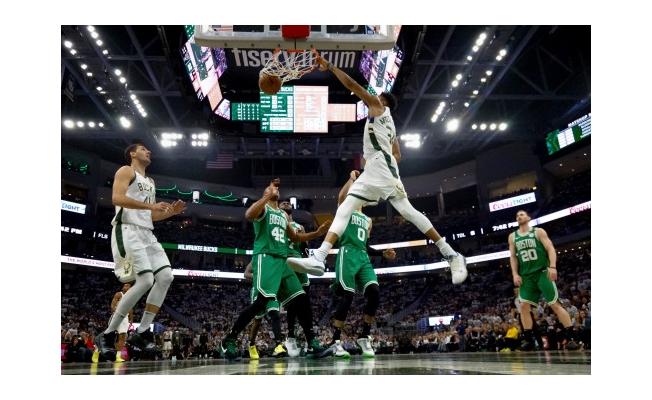 Milwaukee Bucks Seride Eşitliği Sağladı