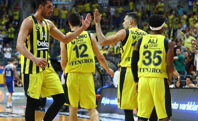 Fenerbahçe Beko Seride Eşitliği Yakaladı
