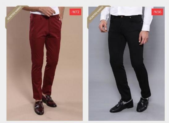 Erkek Giyimin En Özel Parçası Siyah Pantolonlar