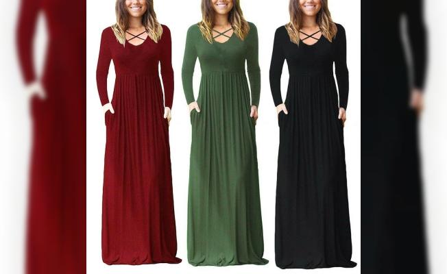 Uzun Elbiseler Nasıl Kombin Edilir?