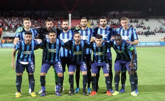 Adana Demirspor Kalesini Gole Kapattı