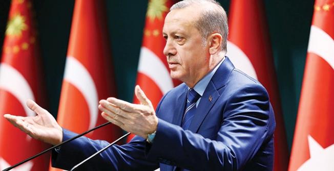 BM Genel Kuruluna Erdoğan Damgası