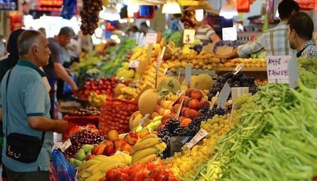 Enflasyon Beklentilerin Altında Yükseldi