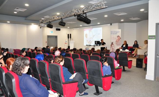 Ana Karnından Ana Kucağına Sosyal Sorumluluk Projesi Söyleşilerinin Üçüncüsü Manisa'da Gerçekleşti!