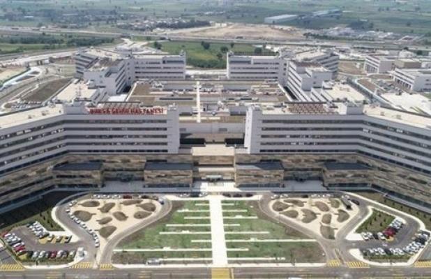 Bursa Şehir Hastanesi Randevu Alma