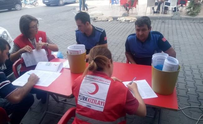 Karataş Belediyesinden Kan bağışı Etkinliği