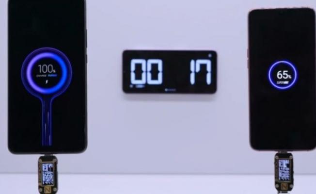 Cep Telefonlarında Süper Hızlı Şarj Dönemi Başlıyor