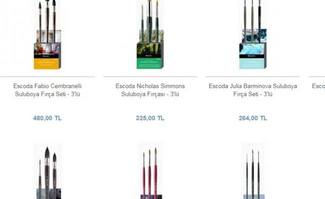 Fırça Seti Fiyatları