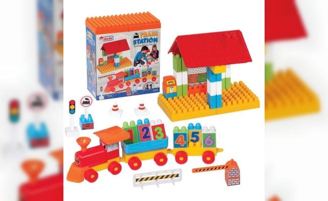Oyuncak Tren Modelleri