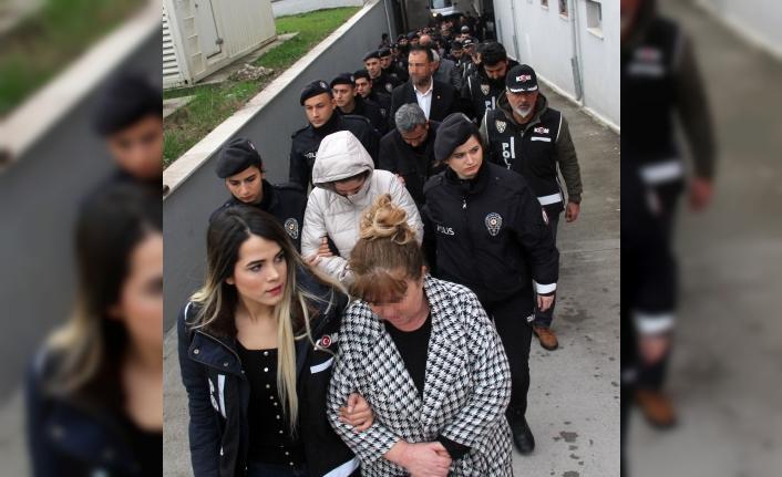 Adana'da Şirket Sahiplerine İhaleye Fesat Operasyonu