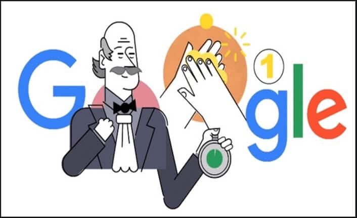 Ignaz Semmelweis Kimdir, Neyin Mucidi? Google'dan Corona Virüsüne Özel Doodle Sürprizi