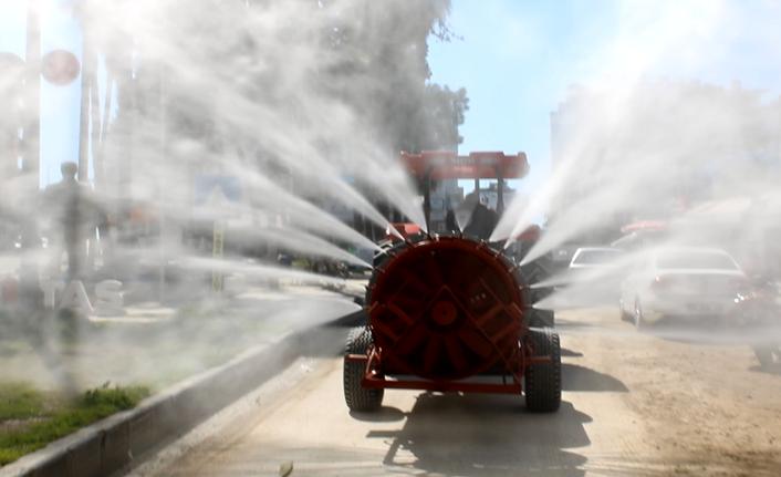 Karataş Belediyesi Corona İle Mücadeleyi Aralıksız Sürdürüyor