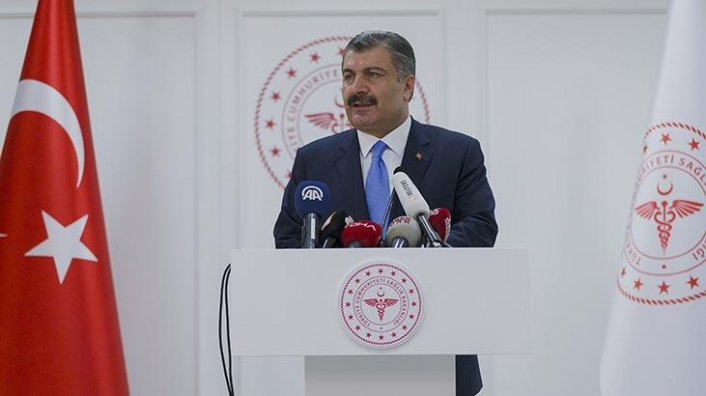 Sağlık Bakanı Yeni Corona Virüs Vakalarını Açıkladı