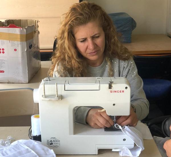 Karataş Belediyesi Maske Üretimine Başladı