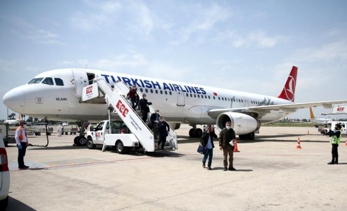 Yurtdışında Gelen 365 Vatandaş Adana'da Karantinada