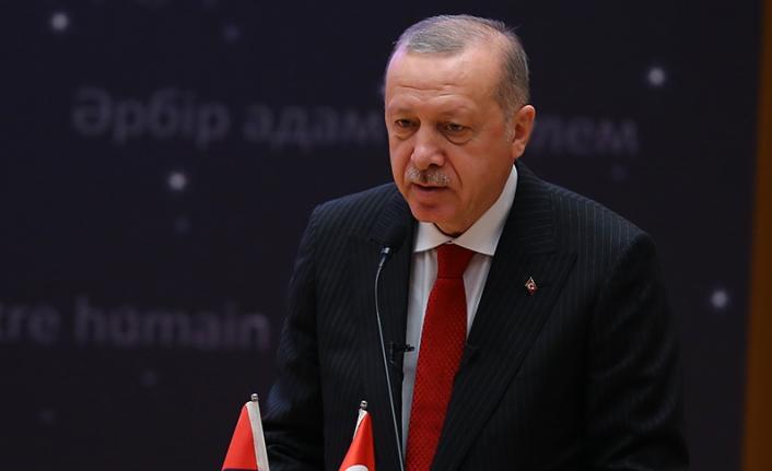 Erdoğan AB'ye Seslendi, Avrupa Günü'nü Kutladı