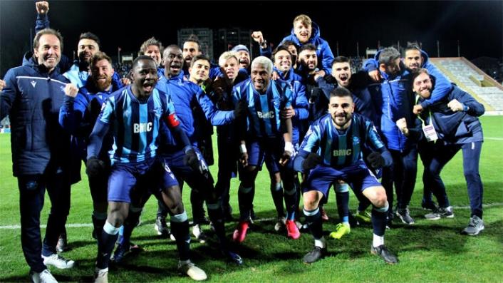 Adana Demirspor Lige Hazır