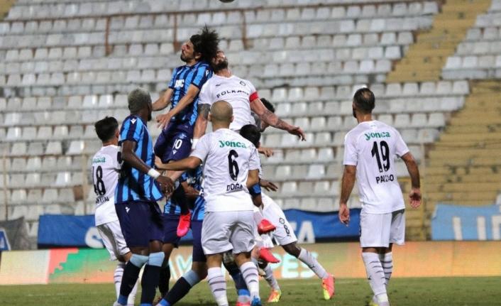 Adana Demirspor Fırsat Tepti