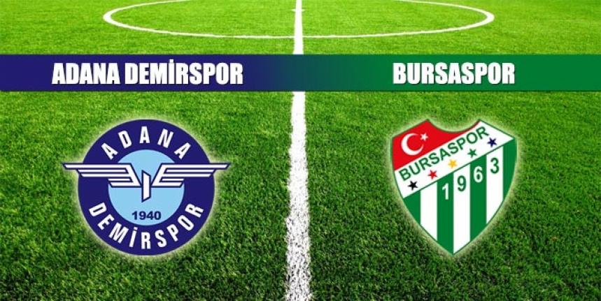 Adana Demirspor Play Off Maçları Oynayacak