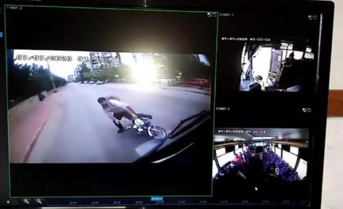 Adana'da Yürek Burkan Kaza